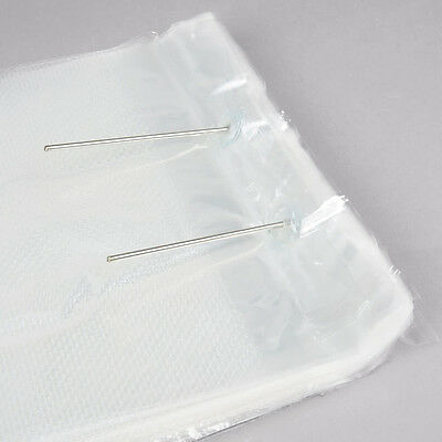 2000 x Perforated Clear Bread Storage Bags