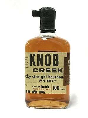 Knob Creek 9 Years Old Kentucky Straight Bourbon Whiskey 700Ml Bottle