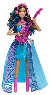 Barbie Rock-n-Royals Erika Doll Princess Dolls Singing Star Figure Girls Toy