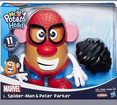 Mr Potato Head Spider-Man