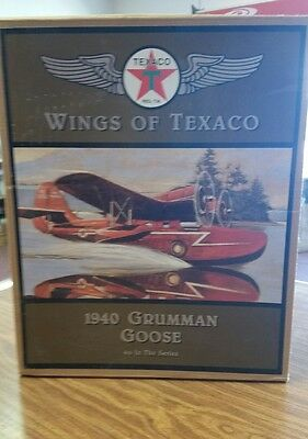 New Wings of Texaco 1940 Grumman Goose, 4th in the Series, ERTL Collectibles