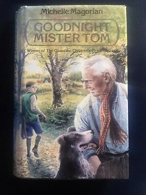 goodnight mister tom by michelle magorian A range of six comprehensions that test a variety of reading skills (inference, prediction, information selection, structural features, language selection, writer's purpose, cultural context.