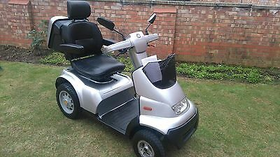 TGA Breeze S4 All Terrain Used Mobility Scooter