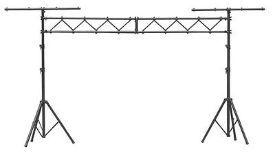 """On-Stage LS7730 Truss System with 2 stands, 2 t-tops & 10"""" truss - NEW!"""