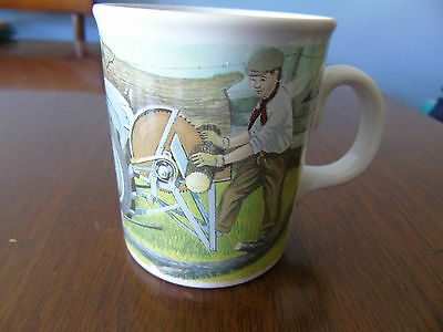 50 years of the grey fergie mug grays aldridge after the storm