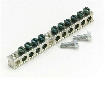 Eaton 21-Terminal Ground Bar Kit GBK21CS Type BR & CH NIP