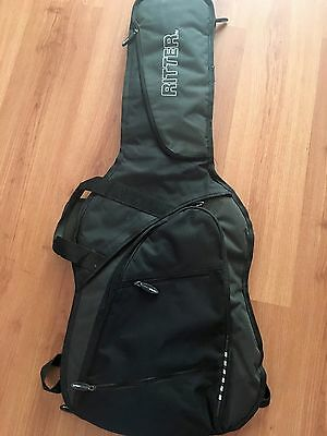 Ritter Padded Guitar Case Bag Backpack Electric Acoustic