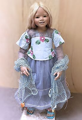 Tula RARE no gold 2006 Atlantis collection Annette Himstedt