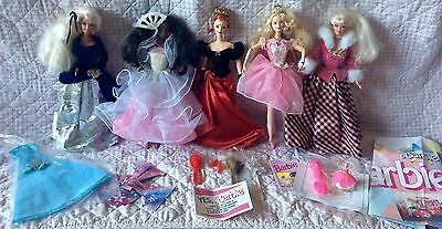 Beautiful Rare Vintage Barbie Dolls And Accessories