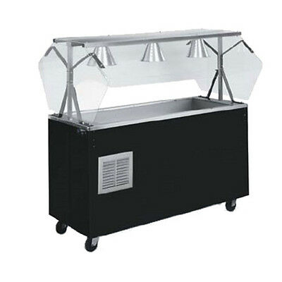 "Vollrath R38714 46"" Affordable Portable Refrigerated Cold Food Pan"