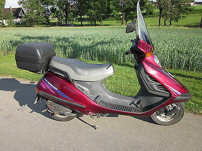 Scooter Honda Spacy 125