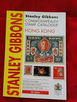 Stanley Gibbons Commonwealth Stamp Catalogue - Hong Kong - 5th Edition 2015