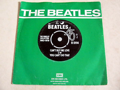 The Beatles-Can't Buy Me Love-Parlophone/emi R.5114 + Picture Sleeve