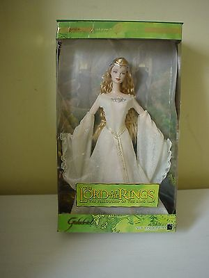 Barbie Doll As Galadriel In The Lord Of The Rings New