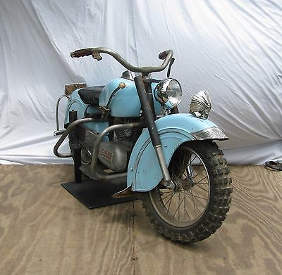 Vintage Indian Motorcycle Child's Amusement Ride Shipping Available