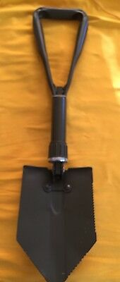 Foldable Trenching Tool