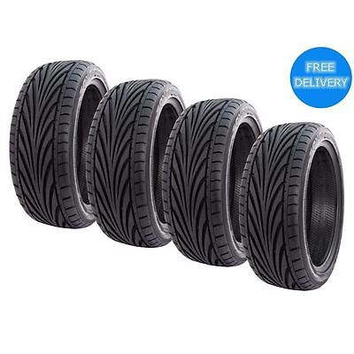 4 x 225/40/18 R18 92Y Toyo Proxes T1-R Performance Road Tyres
