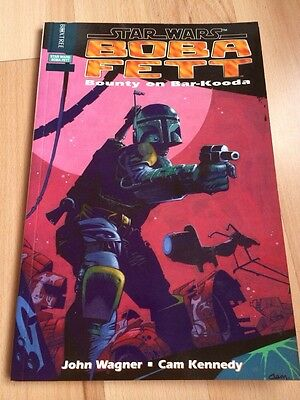 Star Wars : Boba Fett : Bounty on Bar-Kooda : Graphic Novel