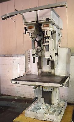 """Allen 24"""" Two Spindle Drill Press"""