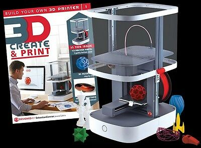 Print and create 3D printer 107 issues sealed