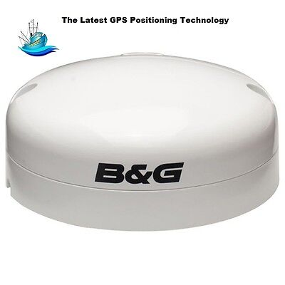 B&G High Accuracy ZG100 GPS Antenna With Built-In Rate Compass & Compact Design