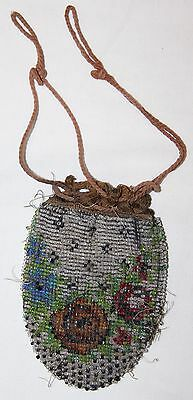 Vintage, Original Women's Beaded Purse
