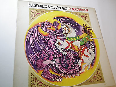 Bob Marley And The Wailers  Confrontation    Ilps 9760