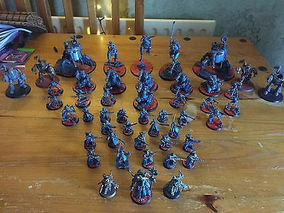 Warhammer 40k Adeptus Mechanicus Fully Painted Army
