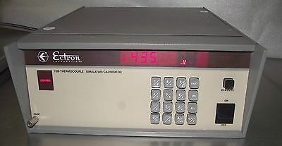 Ectron 1120 Thermocouple Simulator/Calibrator 1120 with 4-month Warranty
