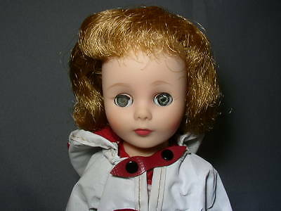 Vintage 10 in BLONDE AMERICAN CHARACTER TONI DOLL in SUBURBANITE Outfit