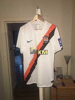 Shakhtar Shirt Player Issue Match Worn?
