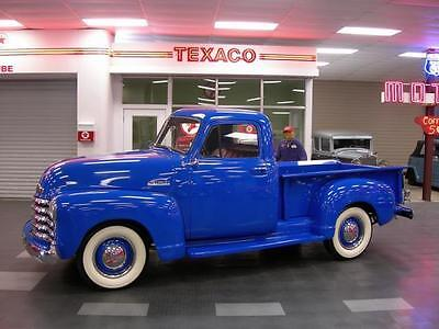 1952 Chevrolet Other Pickups  1952 Chevrolet 3100 Pick Up