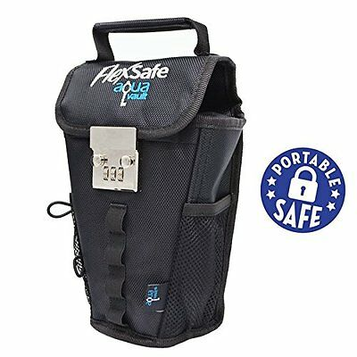 FlexSafe by AquaVault- Anti-Theft Portable Safe, Packable Travel Vault, Outdoor