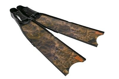 Leaderfins Carbon/Fibre  Fins for Spearfishing and Free Diving all Size