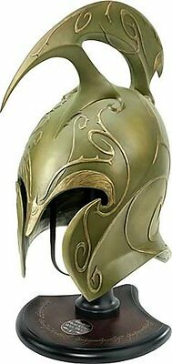 United Cutlery High Elven Warrior Helm Limited Edition Lord Of The Rings LOTR