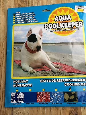 Dog Cooling Mat - Aqua CoolKeeper - Small - Camouflage