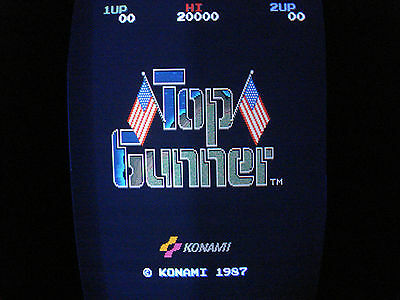Top Gunner PCB Tested Working In Excellent Condition!