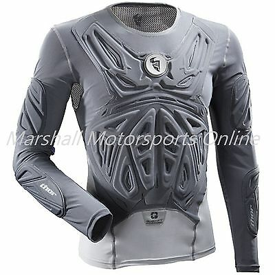 thor long sleeve under armour chest protection motocross mens adults S/M or L/XL