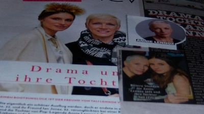 Annie Lennox 28 pc German Clippings Collection Eurythmics