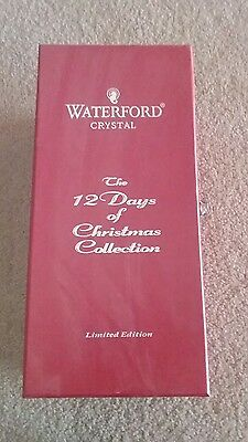 waterford 12 days of Christmas no 6