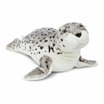 Melissa & Doug Unisex Children's  Seal - Plush Seal Size OSFA