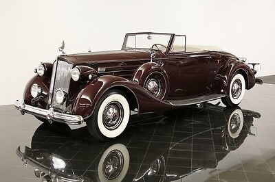 1937 Packard 1507 Coupe Roadster 1937 Packard Twelve Coupe Roadster *$2615 PER MONTH!*