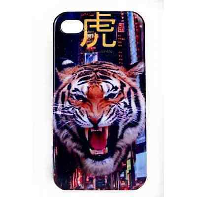 Coque iPhone 5 5S SE TIger Meat Japan - Plastique