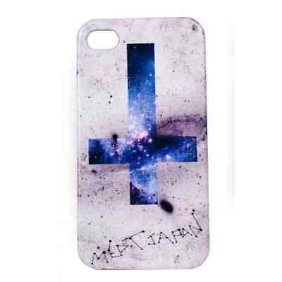 Coque iPhone 5 5S SE Space Cross Triangle Meat Japan - Plastique