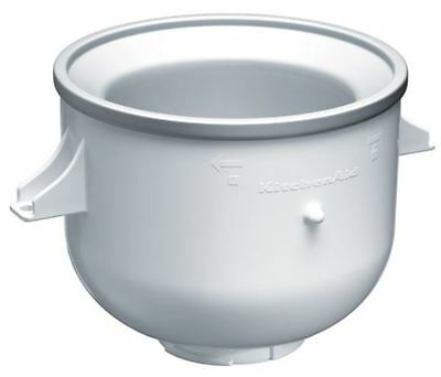 NEW! KitchenAid Ice Cream Bowl Attachment - 5KICA0WH