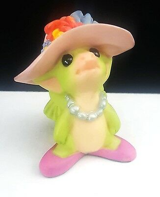 "Pocket Dragons ""Lady Big Hat"" by Real Musgrave 2000 Mint Condition No Box"