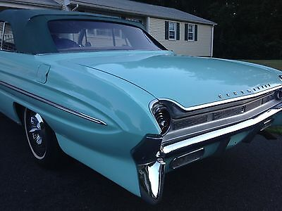 1961 Oldsmobile Ninety-Eight  1961 Oldsmobile 98 Convertible. Excellent condition, very solid, drive anywhere.