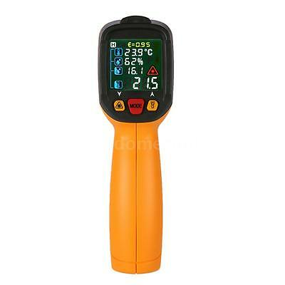 -50~800°C Laser Digital Infrared Thermometer Temperature Gun K Type Thermocouple