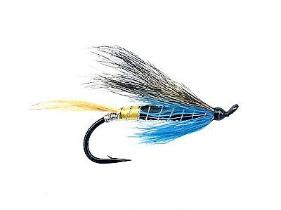 6 flies Redfish, Bass, Shark, Snapper, Mahi Fly Fishing Flies Squid Popsicle
