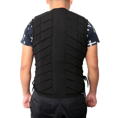 Equestrian Vest Safety Horse Riding Body Protector Eventing Protection